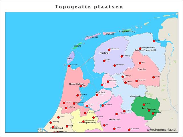topografie-plaatsen