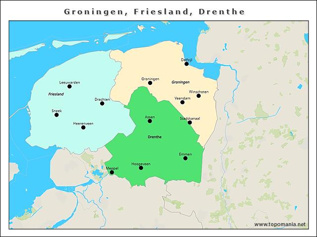 groningen-friesland-drenthe