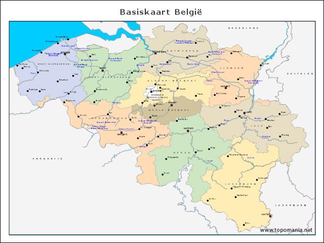 basiskaart-belgie