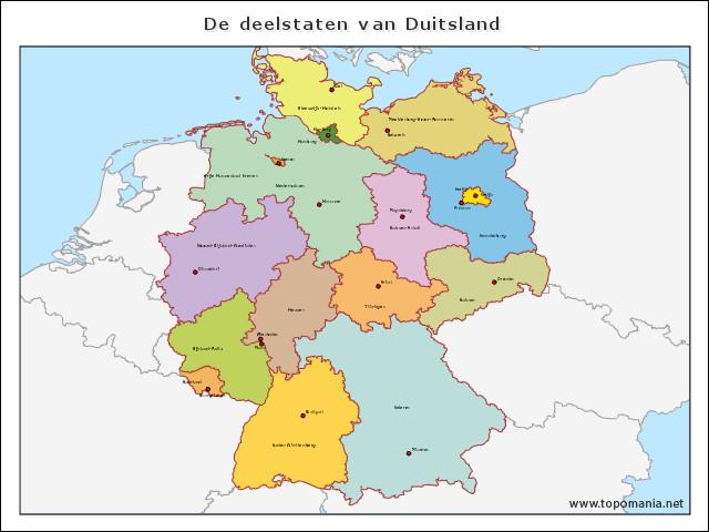 de-deelstaten-van-duitsland