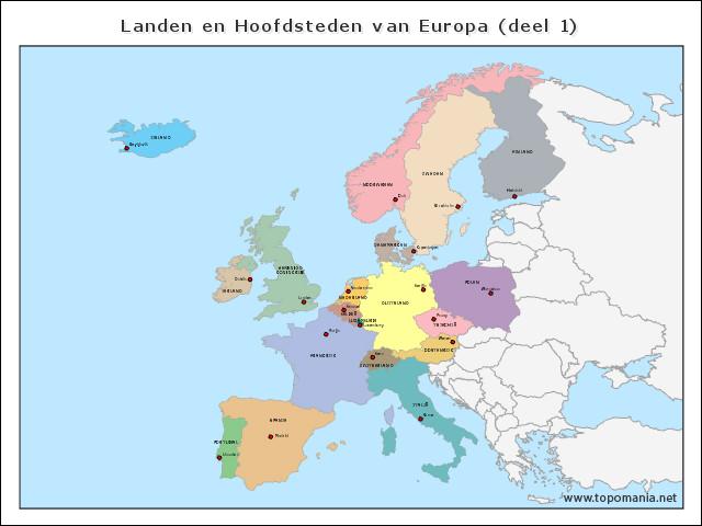 landen-en-hoofdsteden-van-europa-(deel-1)