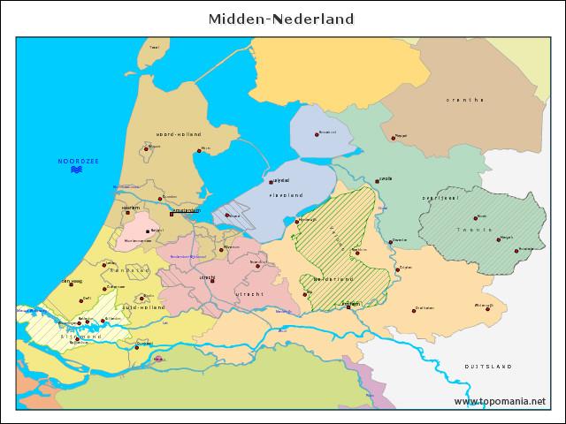 midden-nederland
