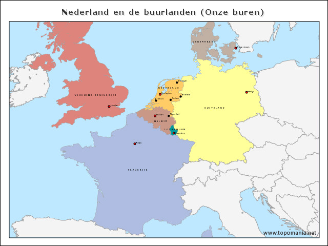 nederland-en-de-buurlanden-(onze-buren)