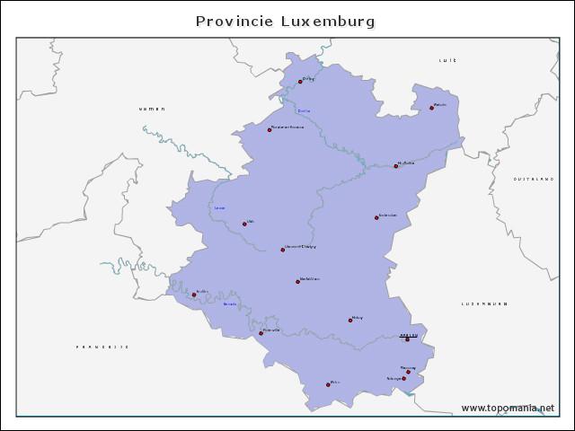 provincie-luxemburg